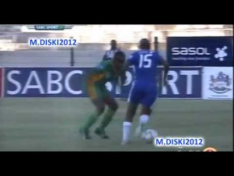 Awesome Women Football Skills - Sasol League Final 2012 - South Africa