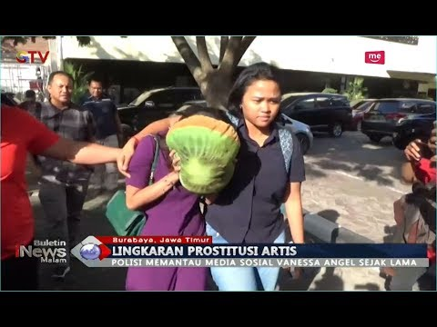Begini Kronologis Penangkapan Vanessa Angel Terkait Prostitusi Online - BIM 07/01