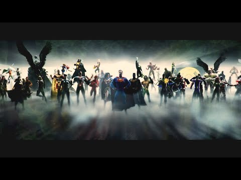 DC Films Intro (Wonder Woman)