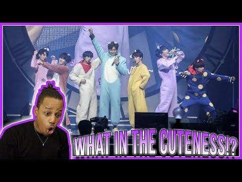 (BTS) BT21 Debut Stage - Anpanman (Prom Party) | Reaction!