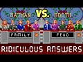 Family Feud SNES -- Ridiculous Answers