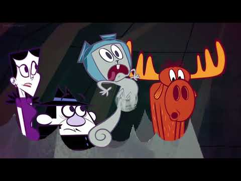 The Adventures of Rocky and Bullwinkle S01E04 Stink of Fear: Chapter Four - Part 8
