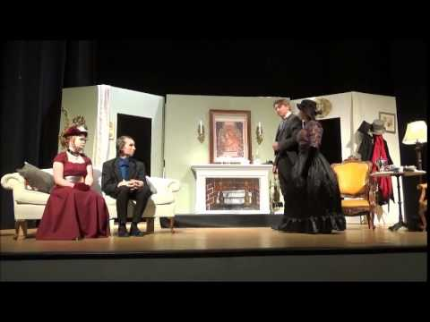 The Importance of Being Earnest (Act 1)
