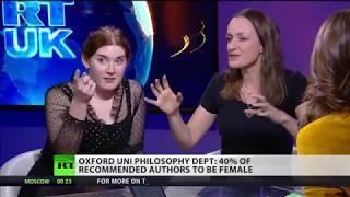 Oxford uni philosophy dept: 40% of authors to be female (Debate) thumbnail