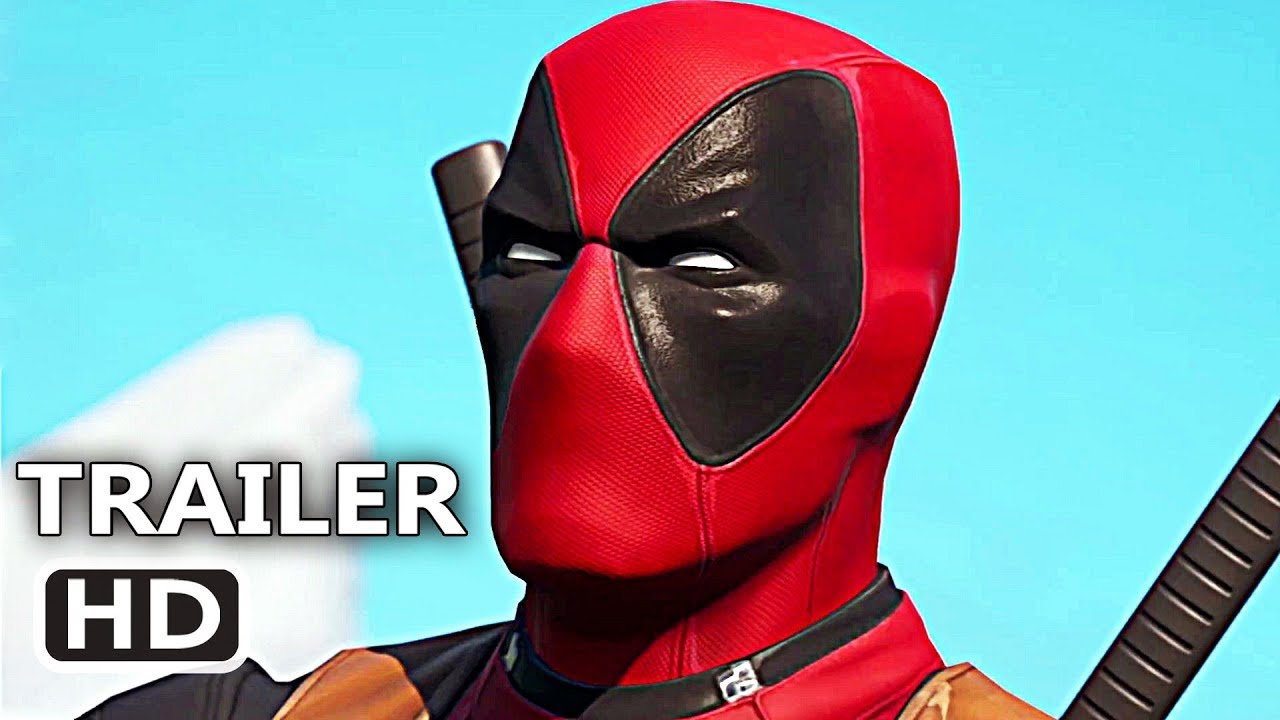 Deadpool In Fortnite Official Trailer 2020 Video Game Hd Youtube