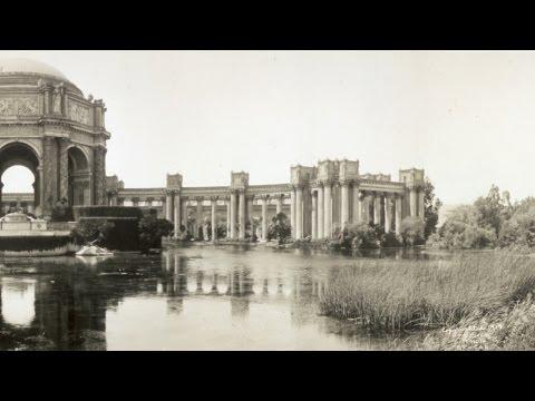 1915 Panama Pacific International Exposition Footage