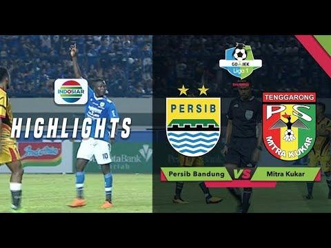 PERSIB BANDUNG (2) vs MITRA KUKAR (0) - Full Highlights | Go-Jek Liga 1 bersama Bukalapak