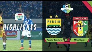 Download Video PERSIB BANDUNG (2) vs MITRA KUKAR (0) Full Highlight | Go-Jek Liga 1 bersama Bukalapak MP3 3GP MP4