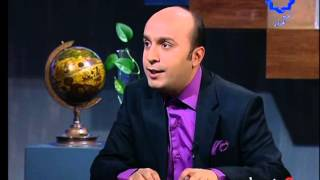 برنامه چرخ شبکه 4- در روز بین المللی سوانح  و بلایا-  کارشناس مهمان - امیرحسین برمکی