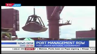 Judges to decide if Mombasa Port should be under national or county government