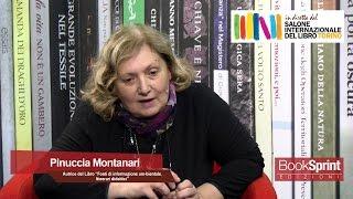 Pinuccia Montanari dal Salone Internazionale del libro di Torino - BookSprint Edizioni