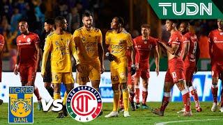 ¡Gool de Gignac! ¡Anulado!  | Tigres UANL 0 - 0 Toluca | Liga MX - Apertura 2019  - J16 | TUDN