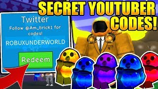 SECRET YOUTUBER PET CODES IN ICE CREAM SIMULATOR! (Roblox) *BEST PETS*