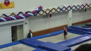 Прыжки на батуте 3 юношеский разряд