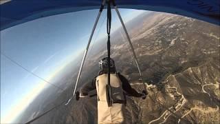 Hang Gliding Sylmar, March 16, 2014