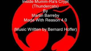 Inside Mumm-Ra's Crypt (Thundercats) by Martin Barreby