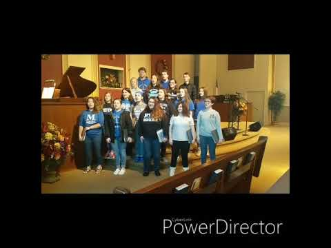 Mercer Christian Academy HS Choir Sample Video