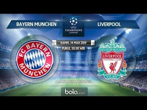 Bayern munchen vs liverpool 1-3, All goals & Highlight 13/03