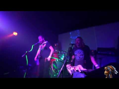 CYBERNETIC WITCH CULT live at Arches Venue Coventry 26 October 2017