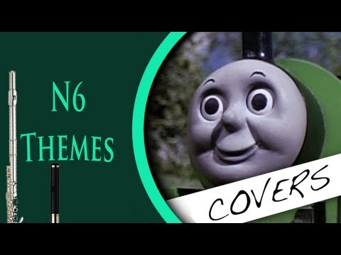 N6 Covers: Percy the Small Engine's Theme on Piccolo and Flute