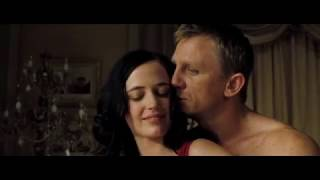 Bond & Vesper (Daniel Craig, Eva Green) - Won't Go Home Without You
