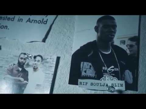 Hardo Letter 2 Soulja Slim [Official Video]
