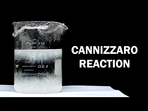 The Cannizzaro Reaction