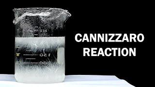 The Cannizzaro Reaction
