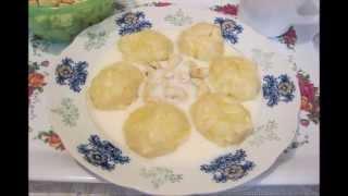 Ленивые вареники с творогом и сыром. Сайт http://www.bvgyoga.com