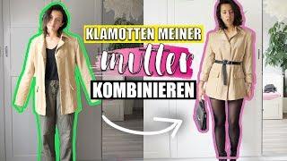 Klamotten von MAMA kombinieren   Immer Stylish aussehen   Aus Alt mach Neu