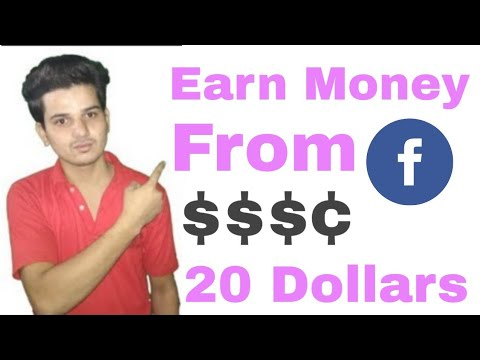 Earn Money From Facebook 100$ Par Video,How to Make Money Online