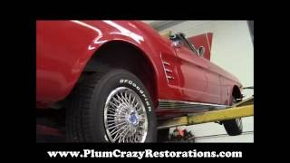 1966 Ford Mustang Convertible R/S torque Box And Frame Rail Issues