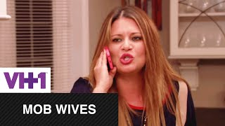 Mob Wives | Karen Turns To Her Brother For Support | VH1