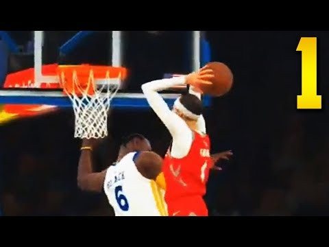 NBA 2K18 'GGBA' Fantasy League - THE BEGINNING - Part 1 (CUSTOM myLEAGUE)