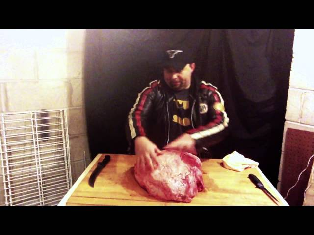 Ted the Butcher: Beef - Top Round Steak & London Broil Explained!