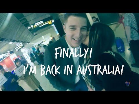 Filipina Visited Her Australian Boyfriend - LDR