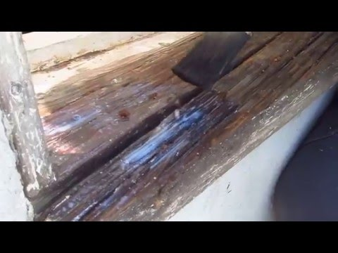 How to Fix Wood Rot 2 of 4