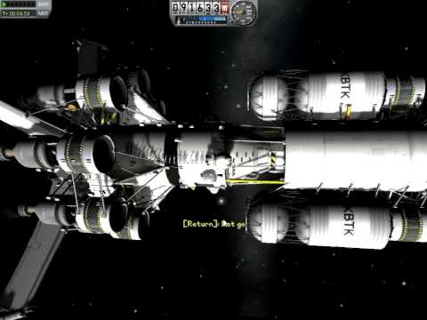 The Mother of All Landers, Episode 16 of Journey Into Space