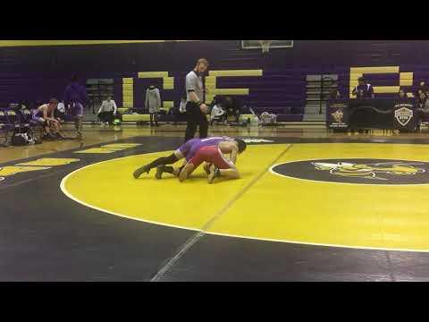 Landon Poole(Benton High School) v. Haughton High School: 132lbs