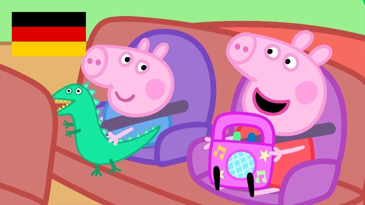 peppa wutz zusammenstellung von folgen peppa pig deutsch neue folgen cartoons f r kinder. Black Bedroom Furniture Sets. Home Design Ideas