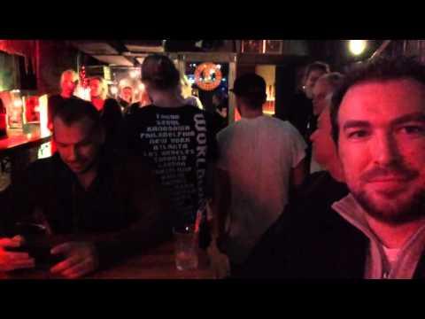 Russian Karaoke Bar!