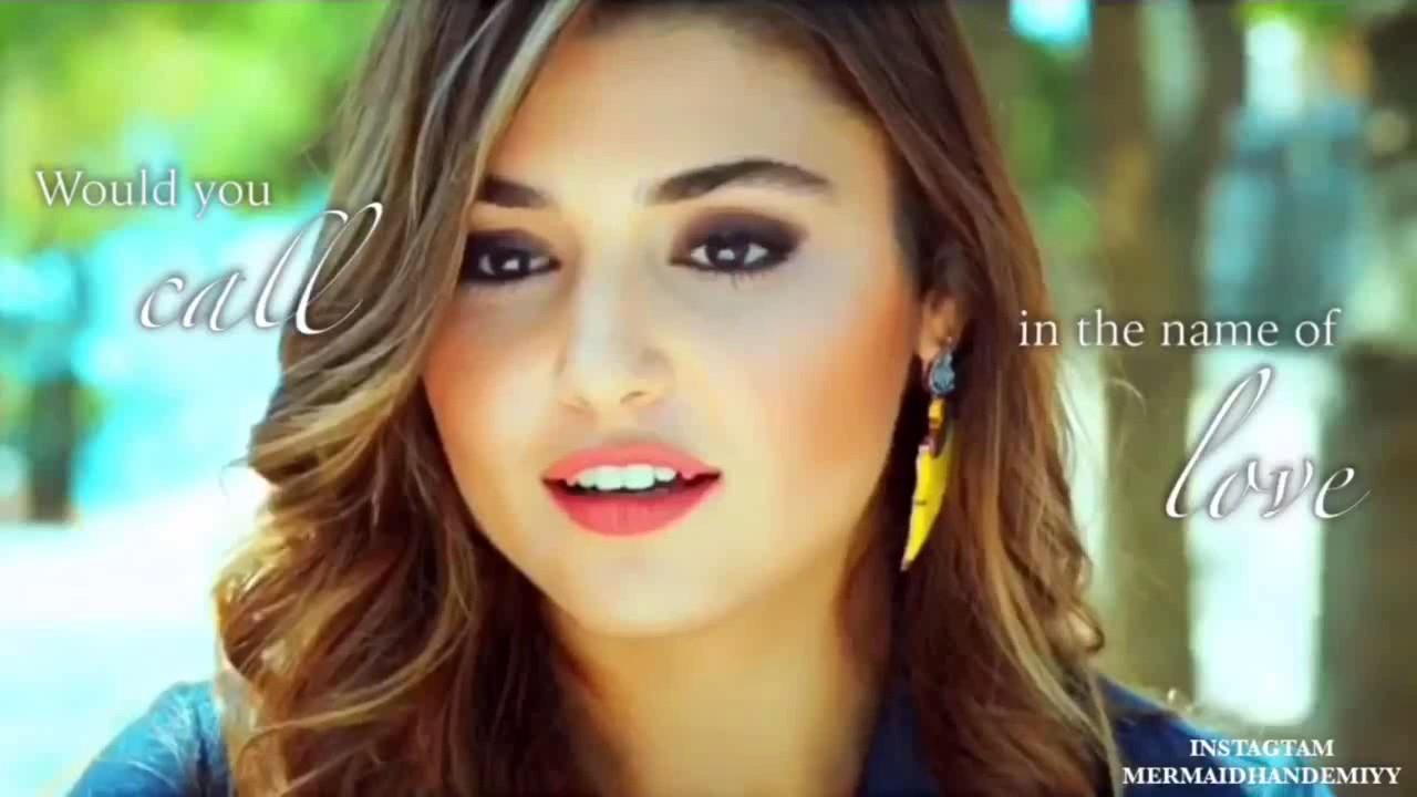 Hayat & Murat ( in the love ).mp4 - YouTube