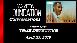 Conversations with Carmen Ejogo of TRUE DETECTIVE