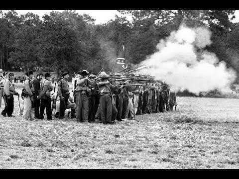 Brooksville Raid 2018 - Civil War Reenactment