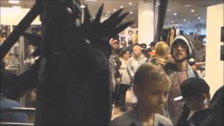 Scifi mässa helsingborg 2014