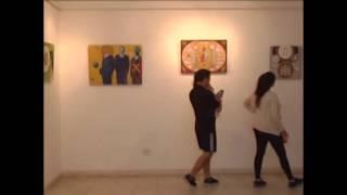 Pedro Cuevas y Arseniy Dyrdin. Geometria Sagrada. Conciencia. Goya. Corrientes. Argentina. 2014