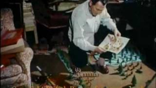 Peter Cushing and his toy soldiers.avi