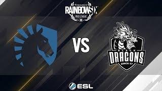 Rainbow Six Pro League - Season 8 - LATAM - Team Liquid vs. Black Dragons - Week 12