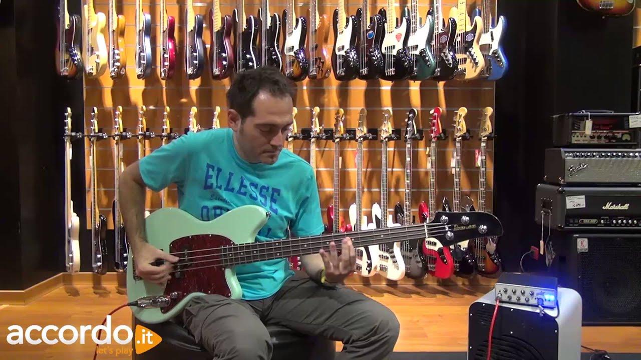 Ibanez Talman Bass Tmb