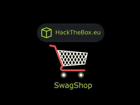 HackTheBox - Swagshop